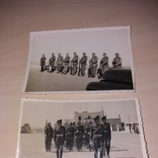 Militaria: ANTIGUAS FOTOS MILITARES, EJÉRCITO ESPAÑOL. Lote 175673885