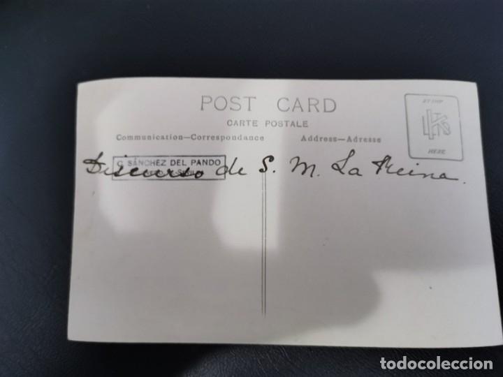 Militaria: SEVILLA,1922,LA REINA VICTORIA ACTOS ENTREGA BANDERA A LOS REGULARES DE LARACHE,HISTORICA - Foto 2 - 175859294