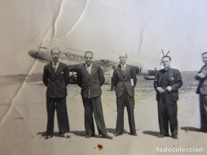 FOTOGRAFÍA DOUGLAS DC-3 AVIACIÓN. T.3 (Militar - Fotografía Militar - Otros)