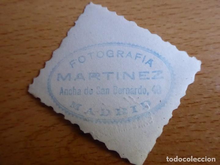 Militaria: Fotografía oficial ingenieros del ejército español. Madrid - Foto 3 - 175941942