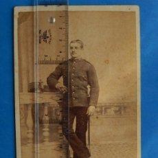 Militaria: FOTOGRAFÍA. MILITAR ESPAÑOL.. Lote 175949805