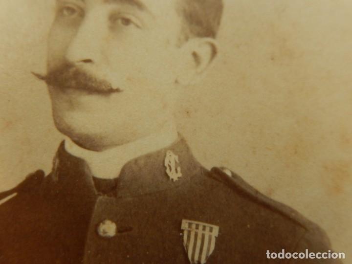 Militaria: Fotografía. Militar español - Foto 3 - 176010518