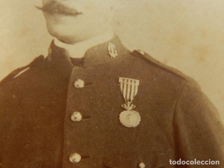 Militaria: Fotografía. Militar español - Foto 4 - 176010518