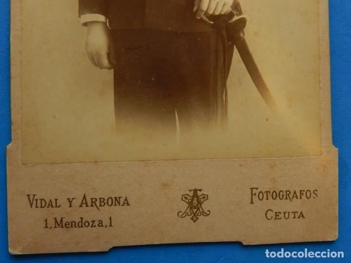 Militaria: Fotografía. Militar español - Foto 6 - 176010518