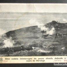 Militaria: ALEMANES DEFIENDE LA COSTA DE NORUEGA. ALEMANIA NAZI. II GUERRA MUNDIAL. . Lote 176016627