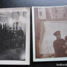 Militaria: FOTOGRAFIAS SOLDADOS NACIONALES AÑO 1900. Lote 176095108