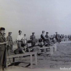 Militaria: FOTOGRAFÍA SOLDADOS DEL EJÉRCITO NACIONAL. GUERRA CIVIL. Lote 176192033