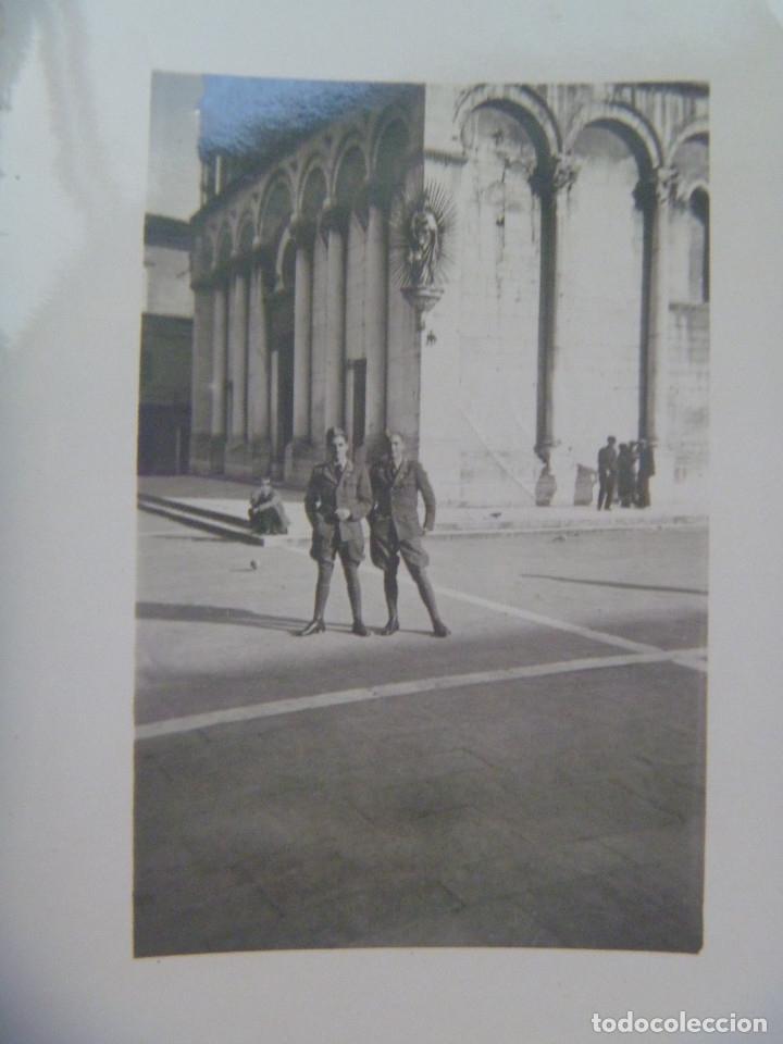 Militaria: GUERRA CIVIL - AVIACION: LOTE PILOTO NACIONAL DE LUGO, HIZO CURSO EN ITALIA, CARNET CONDUCIR Y FOTOS - Foto 7 - 176202179