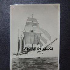 Militaria: (JX-190953)FOTOGRAFÍA DE ÁLBUM PERSONAL DE MARINERO DEL CRUCERO MENDEZ NUÑEZ EN EL PERIODO 1935-1937. Lote 176254782