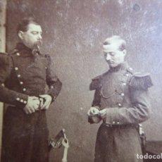 Militaria: FOTOGRAFÍA DEL EJÉRCITO FRANCÉS. SIGLO XIX. Lote 176277797