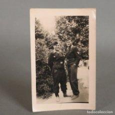 Militaria: PANZER / TANQUE. FOTO ORIGINAL DE LA SEGUNDA GUERRA MUNDIAL. ALEMANIA 1939 -1945. Lote 176427005