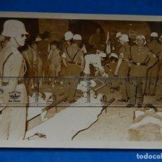 Militaria: .FOTOGRAFÍA DE SOLDADOS DE LA CRUZ ROJA.. Lote 176461939
