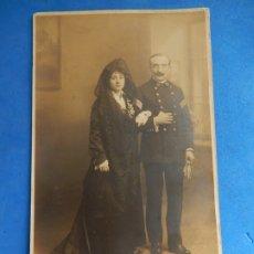 Militaria: FOTOGRAFÍA. MILITAR ESPAÑOL. 1915.. Lote 176493870