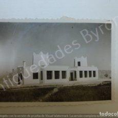 Militaria: FOTOGRAFÍA ANTIGUA ORIGINAL. IFNI. SÁHARA. (9 X 6 CM). Lote 176556207