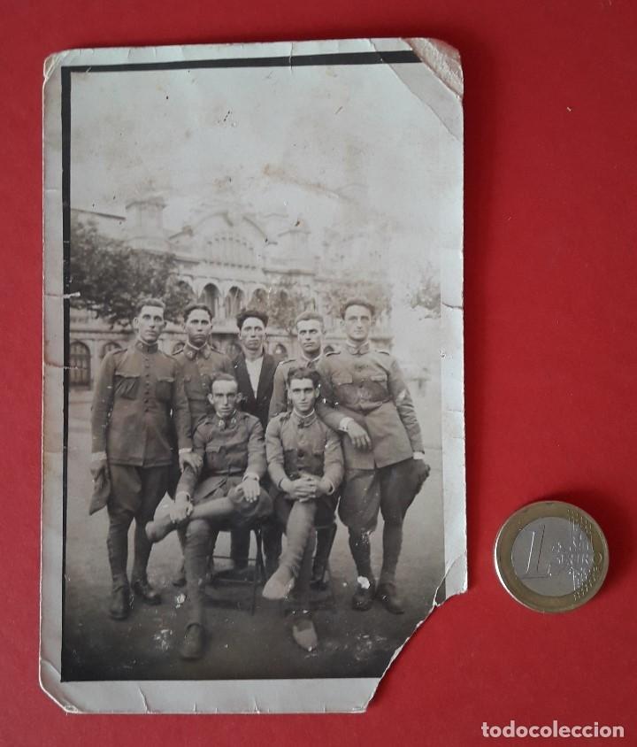 FOTOGRAFIA MILITAR (Militar - Fotografía Militar - I Guerra Mundial)