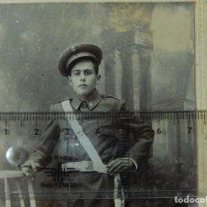 Militaria: FOTOGRAFÍA. MILITAR ESPAÑOL. ARTILLERÍA.. Lote 177062445