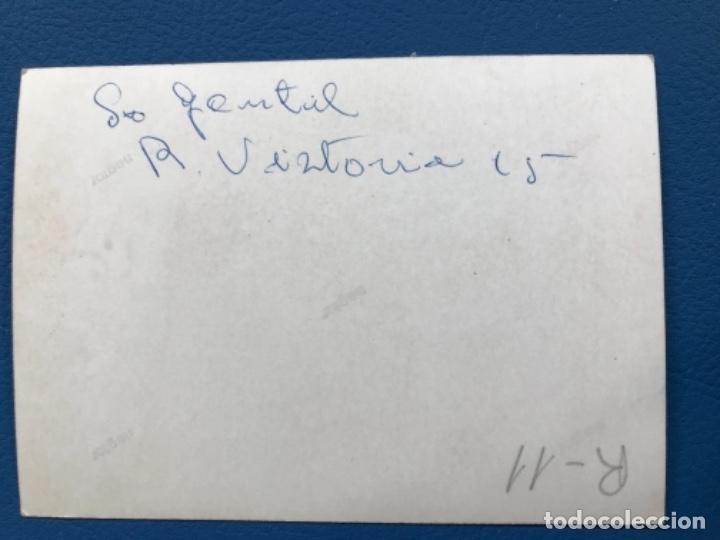 Militaria: Cuartel militar de vitoria soldados sargento posando foto militares instruccion 1965 vitoria cuarte - Foto 2 - 177083668