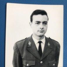 Militaria: FOTOGRAFIA MILITAR UNIFORME 1965 REGIMIENTO VITORIA 31 K Q. Lote 177142855
