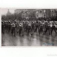 Militaria: MADRID.- DESFILE DE LA VICTORIA. DESFILE MILITAR. PALCO DEL GENERALISIMO FRANCO - 12X17,5. Lote 177211909