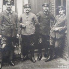 Militaria: SOLDADOS IMPERIALES ALEMANES CONDECORADOS CON CRUZ DE HIERRO 2ªCLASE. II REICH. AÑOS 1914-18. Lote 177265293