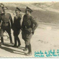 Militaria: MARRUECOS ESPAÑOL. NADOR. ZELUAN. 1949. CABILA DE LOS ULAD SETTUT. LOTE 0050. Lote 177399858