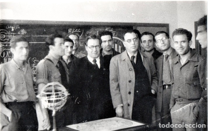 REPUBLICA,GUERRA CIVIL ESPAÑOLA,FOTOGRAFIA HOGAR DEL COMBATIENTE CATALAN,MADRID,EJERCITO POPULAR (Militar - Fotografía Militar - Guerra Civil Española)