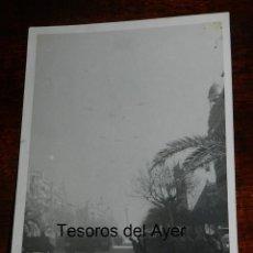 Militaria: FOTOGRAFIA DE DESFILE DE LA VICTORIA EN BARCELONA, GUERRA CIVIL, MIDE 18 X 13 CMS.. Lote 177460880