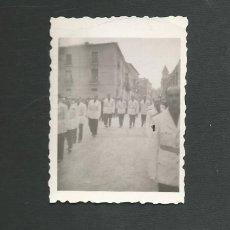 Militaria: FOTOGRAFIA MILITAR - DESFILE. Lote 177566935