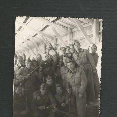 Militaria: FOTOGRAFIA MILITAR - FOTO HERMANOS BERNAL - CEUTA. Lote 177569433
