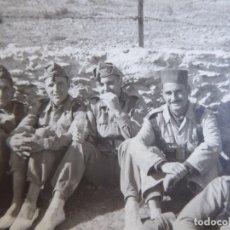 Militaria: FOTOGRAFÍA SARGENTO REGULARES.. Lote 177688677