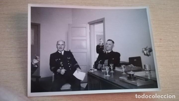 Militaria: LOTE DE FOTOGRAFIA Y BOTONES DE LA ARMADA ALEMANA KRIEGSMARINE, EPOCA 2ª GUERRA MUNDIAL - Foto 4 - 177722674