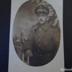 Militaria: SOLDADO IMPERIAL ALEMAN FOTO DE ESTUDIO. II REICH. AÑOS 1914-18. Lote 177949750