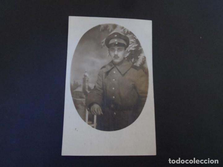 Militaria: SOLDADO IMPERIAL ALEMAN FOTO DE ESTUDIO. II REICH. AÑOS 1914-18 - Foto 2 - 177949750
