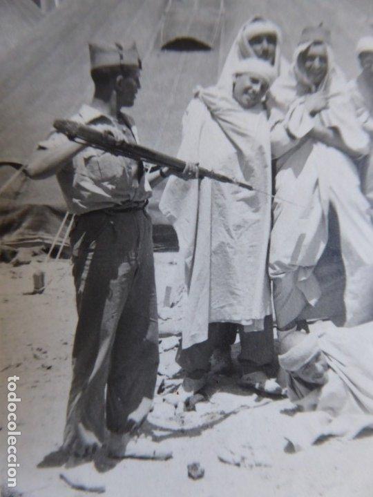 FOTOGRAFÍA LEGIONARIO. MELILLA (Militar - Fotografía Militar - Otros)
