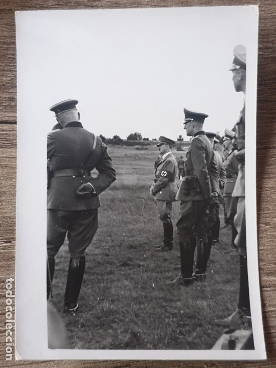 Militaria: Foto Hitler en el frente - Foto 2 - 178021653