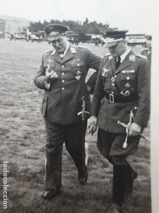 FOTOGRAFIA DE HERMANN GÖRING (Militar - Fotografía Militar - II Guerra Mundial)