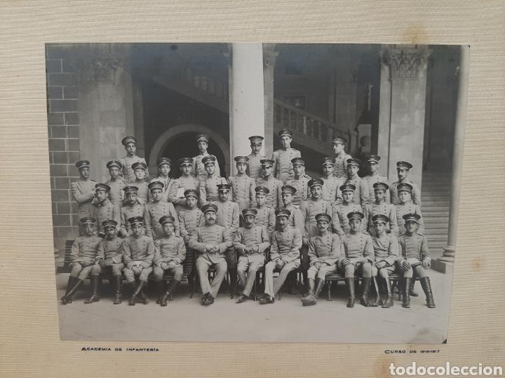 ACADEMIA DE INFANTERÍA DE TOLEDO. CURSO DE 1916- 1917. (Militar - Fotografía Militar - Otros)