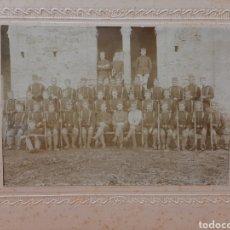 Militaria: ANTIGUA FOTOGRAFÍA MILITAR.. Lote 178055139
