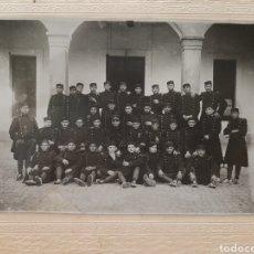 Militaria: ANTIGUA FOTOGRAFÍA MILITAR.. Lote 178056389