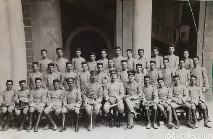 ACADEMIA DE INFANTERÍA DE TOLEDO, 1910. (Militar - Fotografía Militar - Otros)