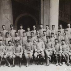 Militaria: ACADEMIA DE INFANTERÍA DE TOLEDO, 1910.. Lote 178133982