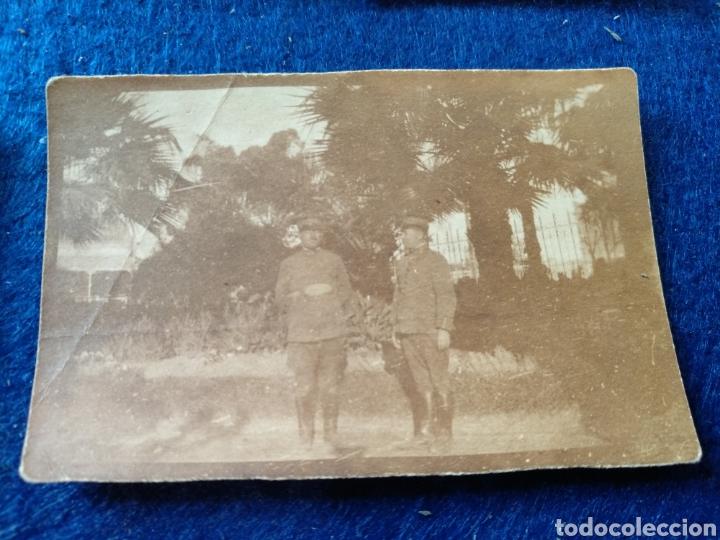 Militaria: Lote de 7 fotografías militares - Foto 2 - 178198841