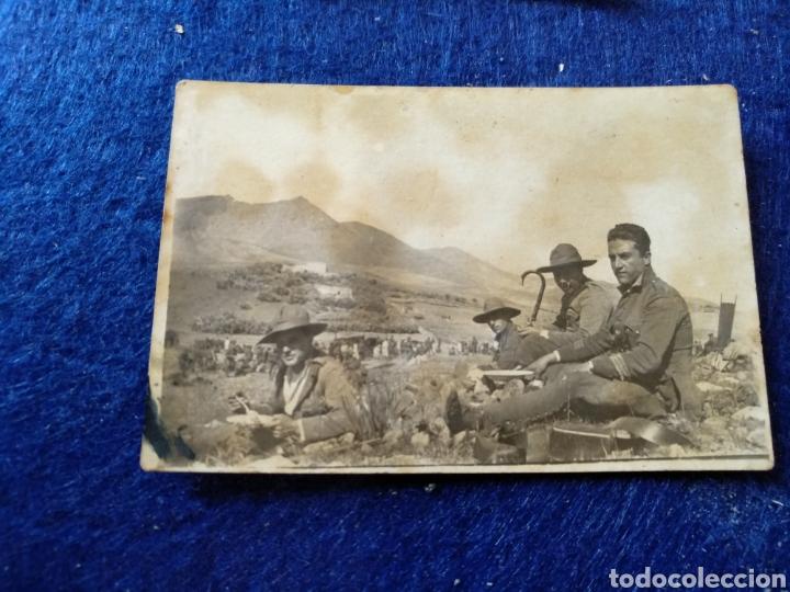 Militaria: Lote de 7 fotografías militares - Foto 3 - 178198841