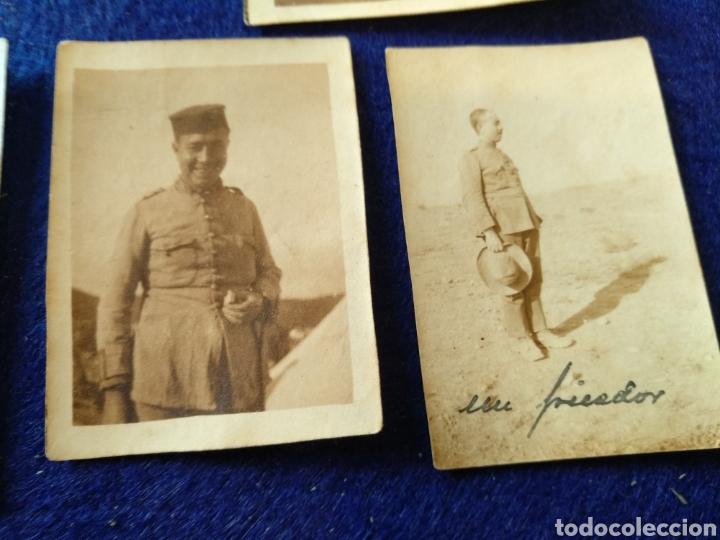 Militaria: Lote de 7 fotografías militares - Foto 4 - 178198841