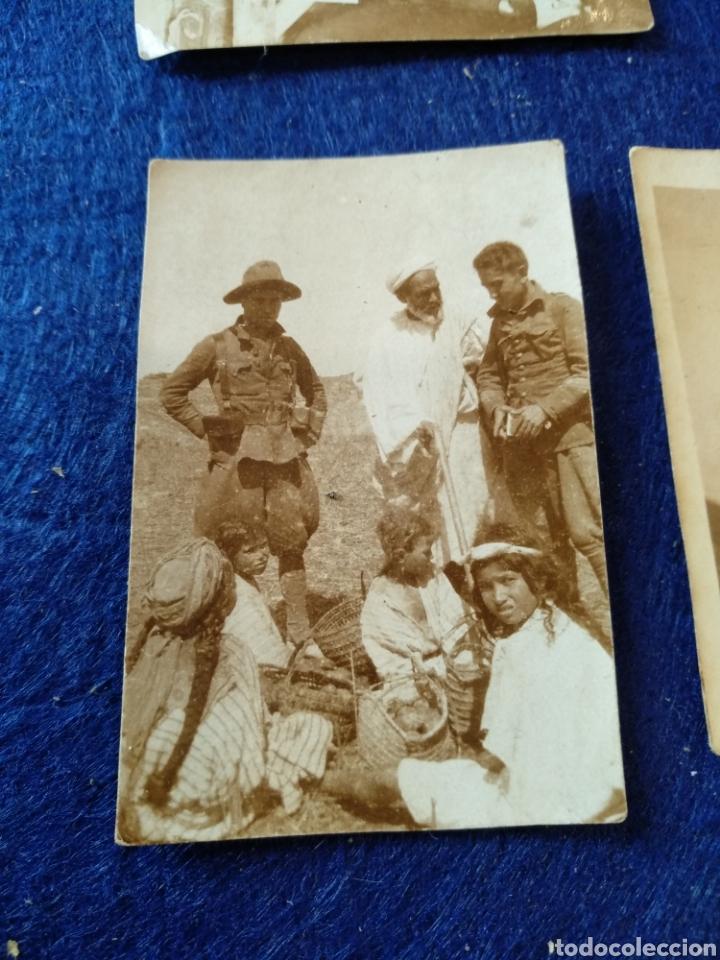 Militaria: Lote de 7 fotografías militares - Foto 5 - 178198841