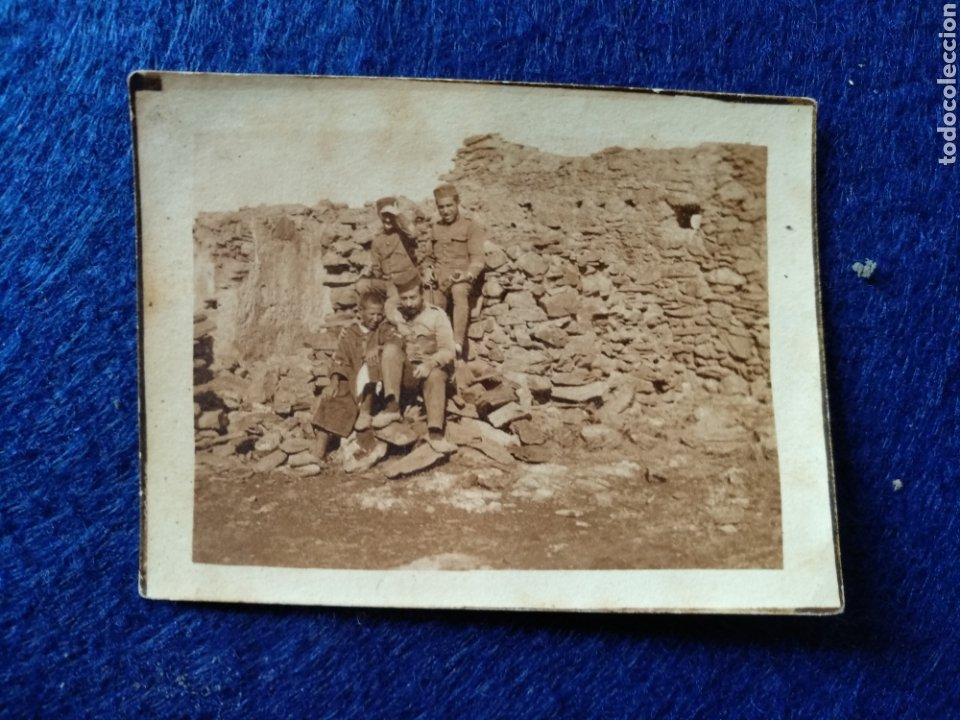 Militaria: Lote de 7 fotografías militares - Foto 6 - 178198841