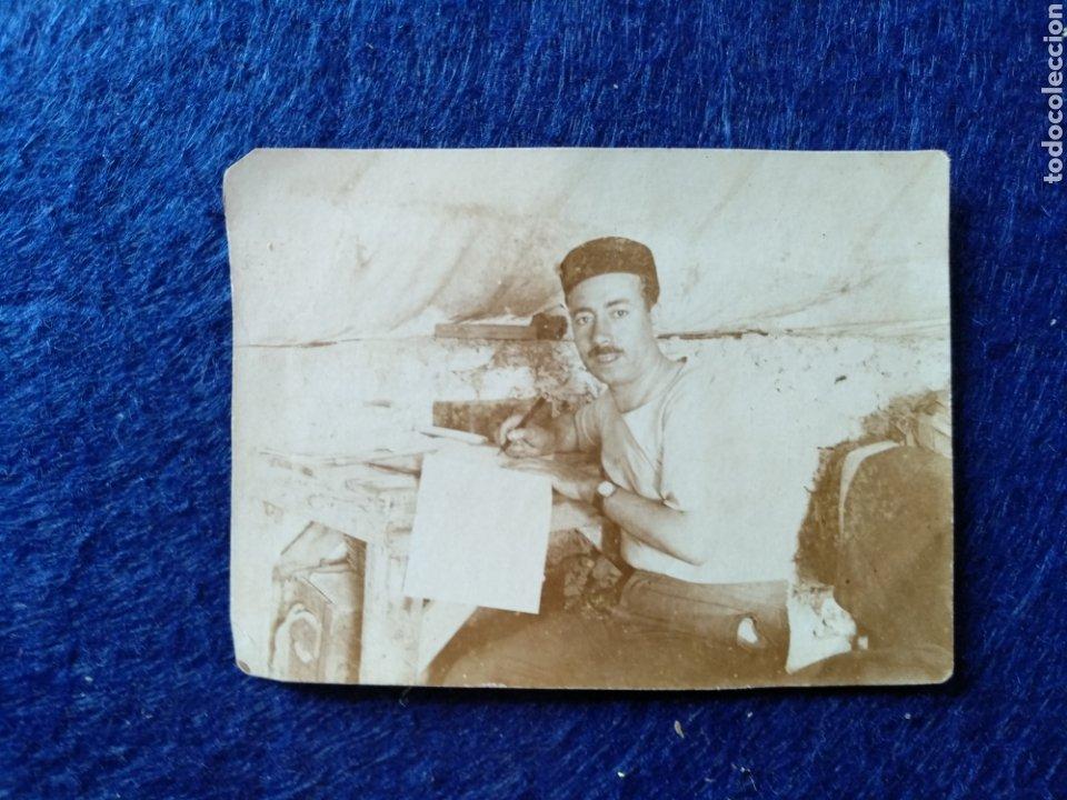 Militaria: Lote de 7 fotografías militares - Foto 7 - 178198841
