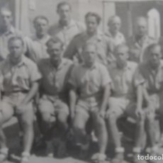 Militaria: CAMPO H.S.M. P.O. W. DAMP.30G. PRISIONEROS AFRIKA KORPS.TUNEZ O LIBIA. III REICH. AÑOS 1941-43. RARA. Lote 178304587