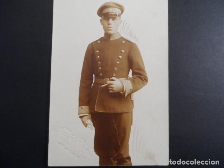 CADETE IMPERIAL ALEMAN FOTO DE ESTUDIO. II REICH. AÑOS 1914-18 (Militar - Fotografía Militar - I Guerra Mundial)