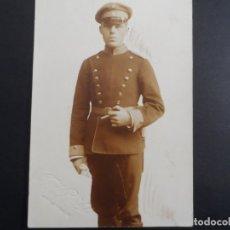 Militaria: CADETE IMPERIAL ALEMAN FOTO DE ESTUDIO. II REICH. AÑOS 1914-18. Lote 178305933